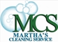 Marthas Cleaning Service